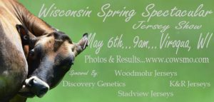 Wisconsin Spring Spectacular Jersey Show